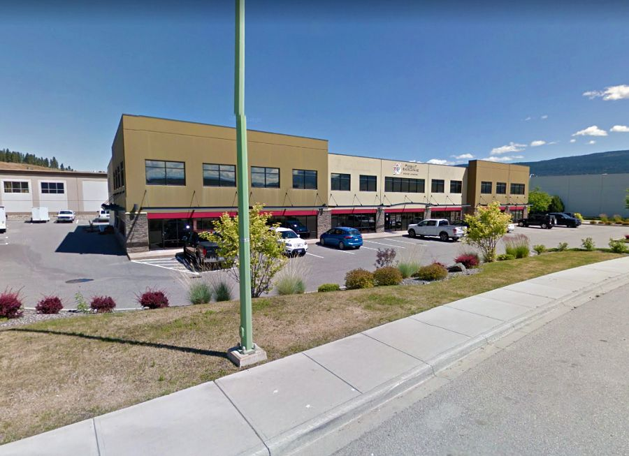 Industrial Building Leased at Airport Business Park