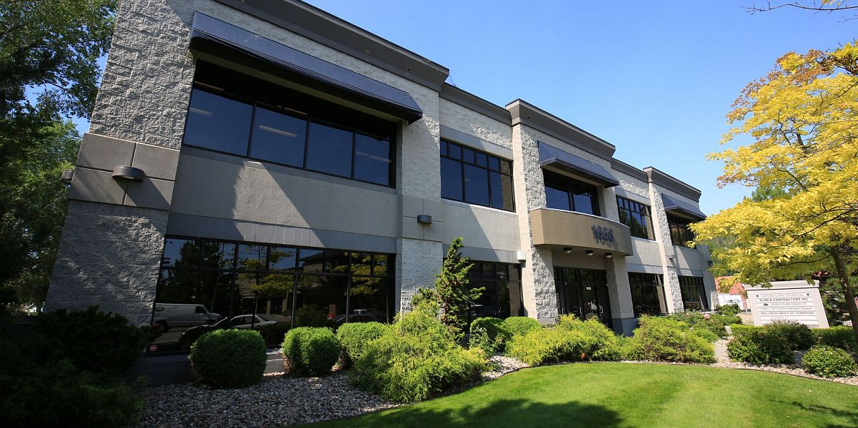 1658 Commerce Avenue, Kelowna, BC - Well Finished Office Space in Central Kelowna
