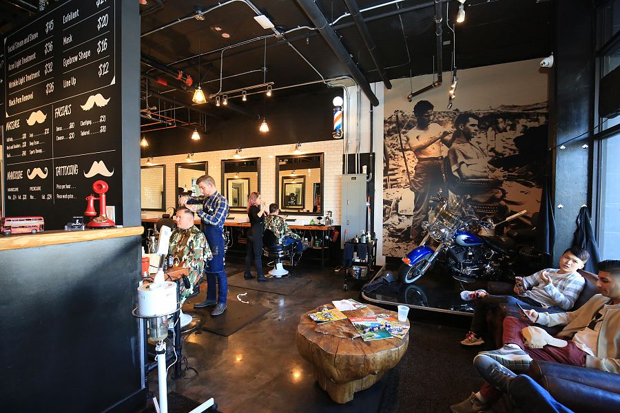 Tailored Shave Now Open at SOPA Square