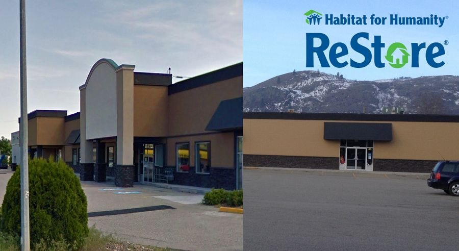 Habitat for Humanity ReStore to Join Midtown Mall in Vernon