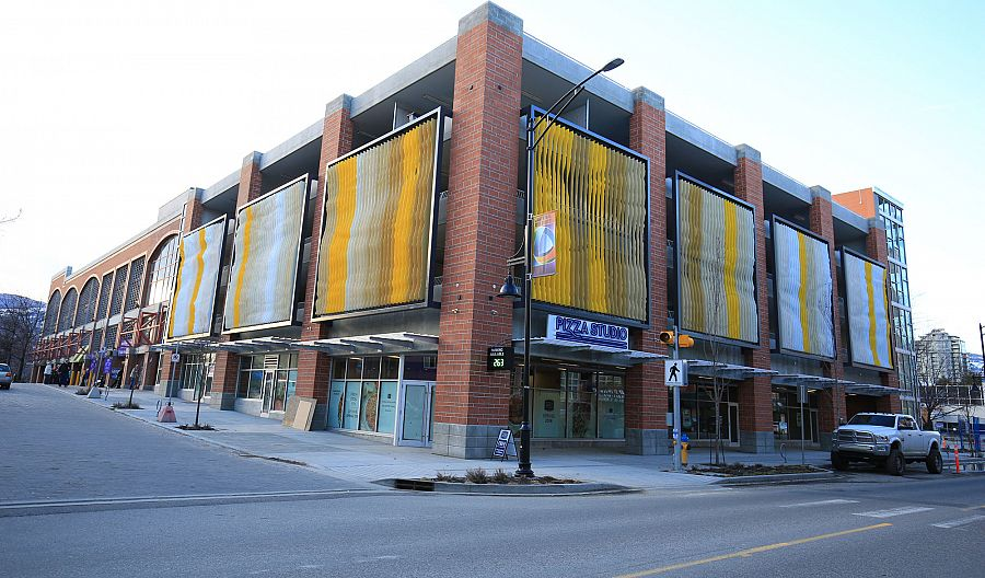 Library Parkade Fully Leased!