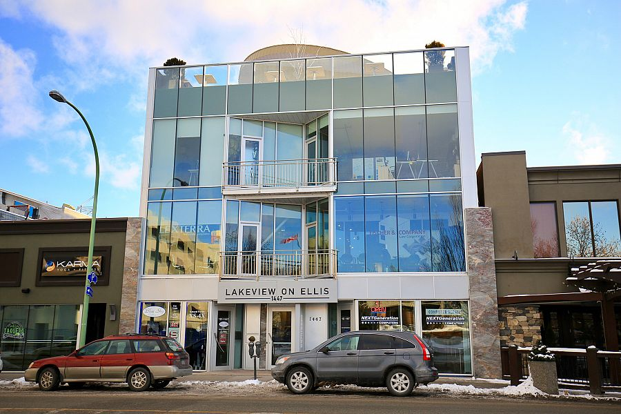 Turnkey Office Space for Lease Downtown Kelowna