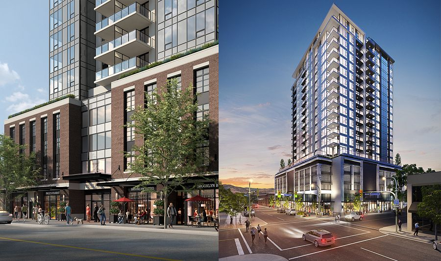 New Downtown Kelowna Retail Opportunities