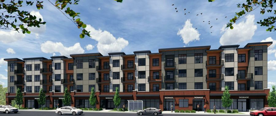 Mixed Use Rental Development Planned for Kelowna