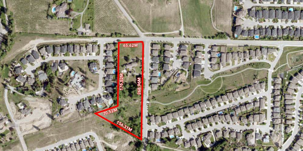 5020 Killdeer Road, Kelowna, BC - Residential Development Site in Kelowna's Upper Mission