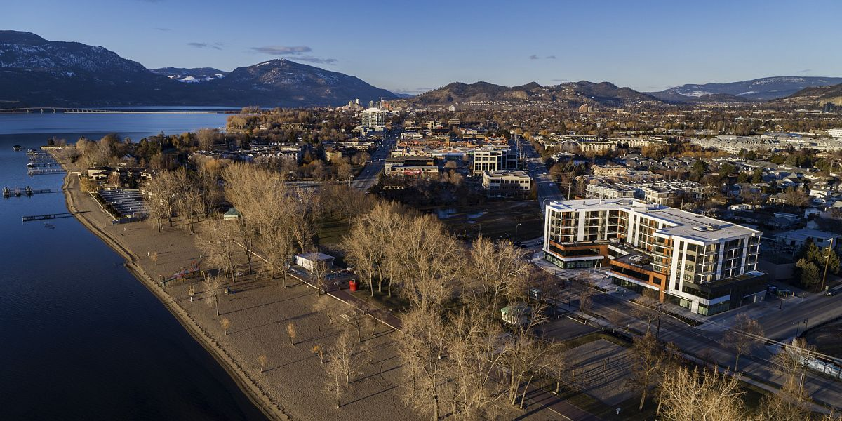 3461 Lakeshore Road, Kelowna, BC - Lake View Offices For Sublease at The Shore