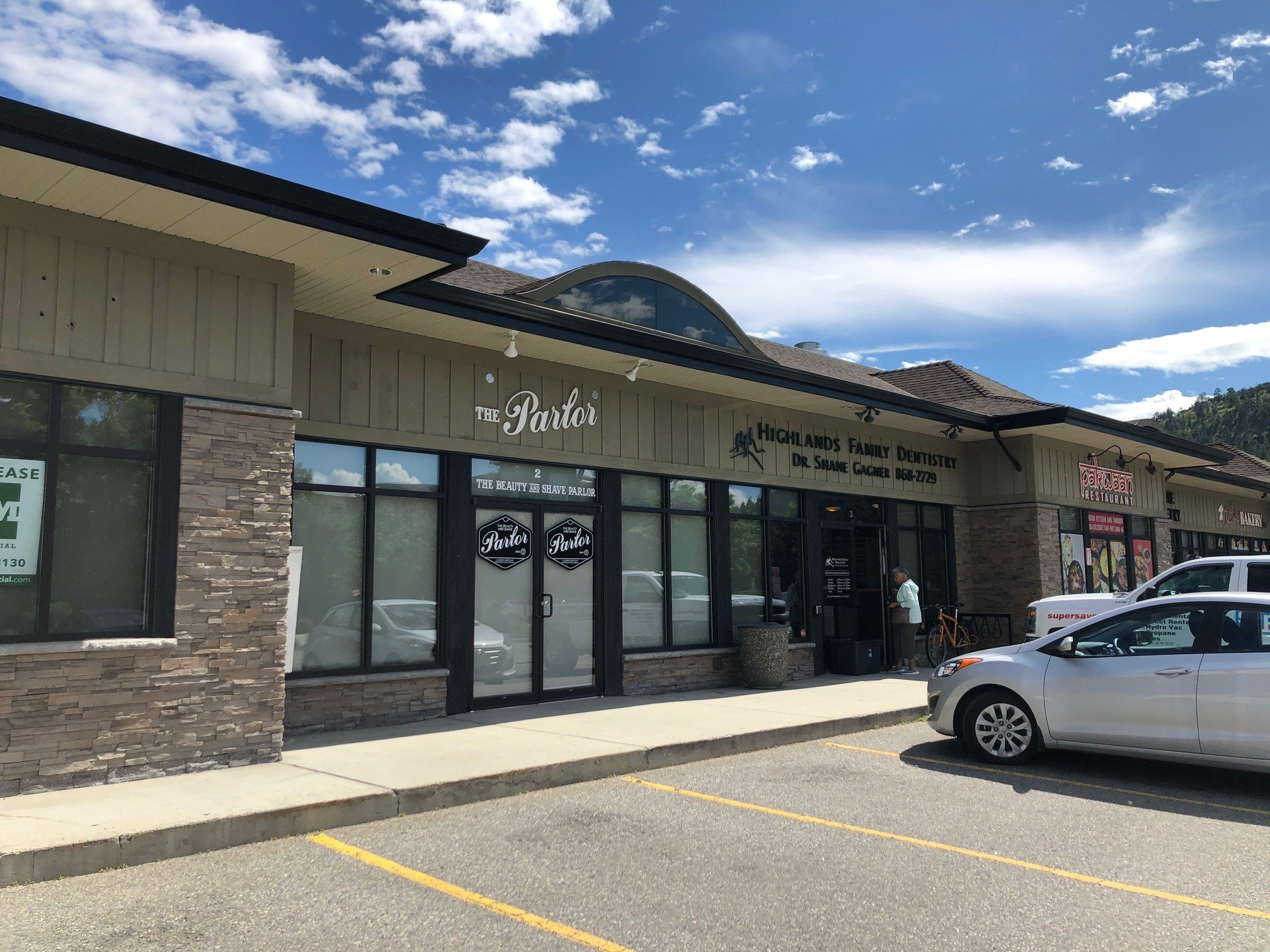 #102-532 Yates Road, Kelowna, BC - Retail Space at Sandalwood Plaza