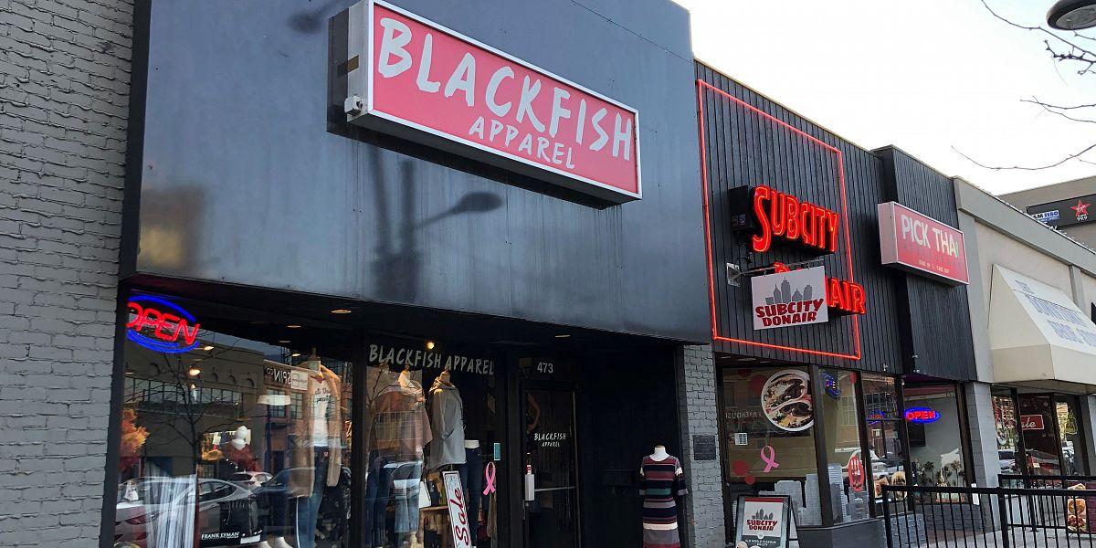 473 Bernard Avenue, Kelowna, BC - Prime Downtown Kelowna Retail Space