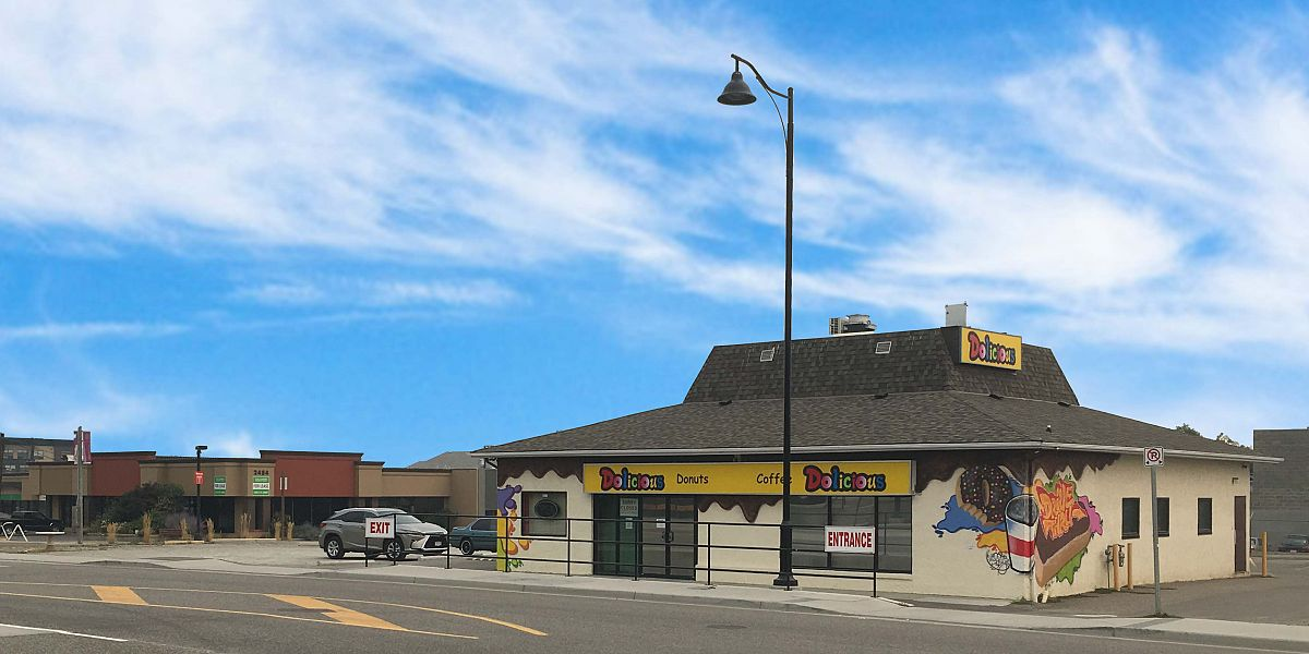 3711 Elliott Road, West Kelowna, BC - Free Standing Building with Drive-Thru Potential
