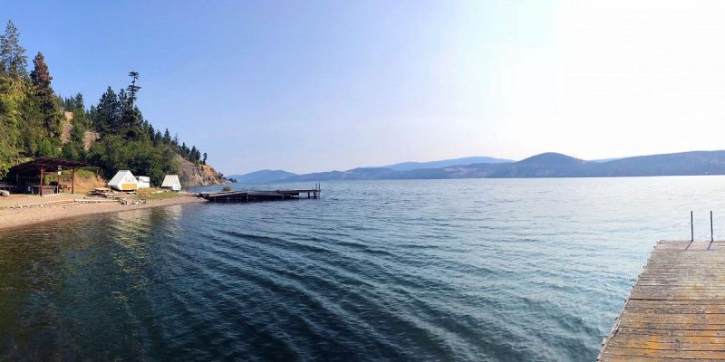 Waterfront Estate Acreage - Westside Road, West Kelowna For Sale