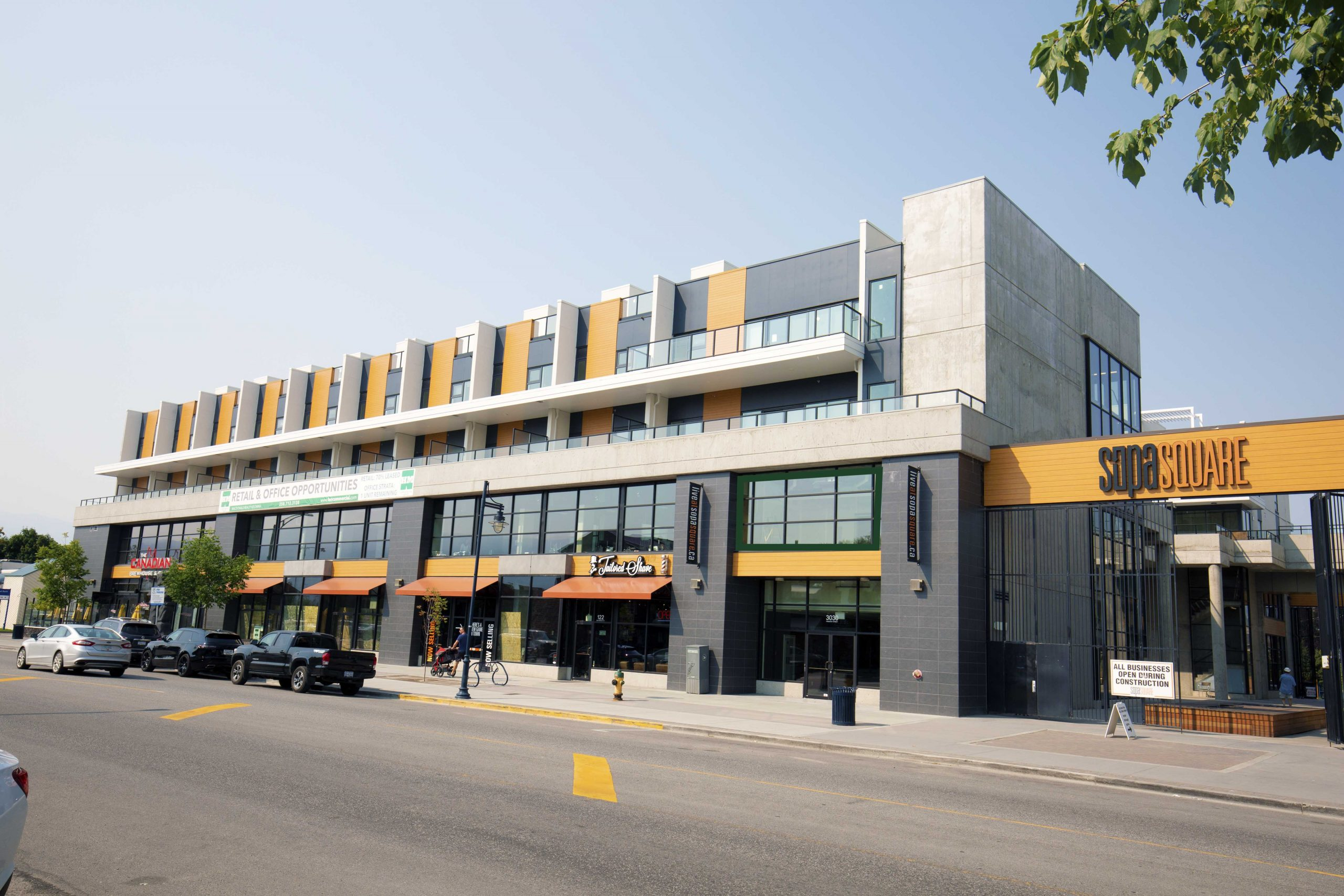 #219-3030 Pandosy Street, Kelowna, BC - Small Format Office for Sublease at SOPA