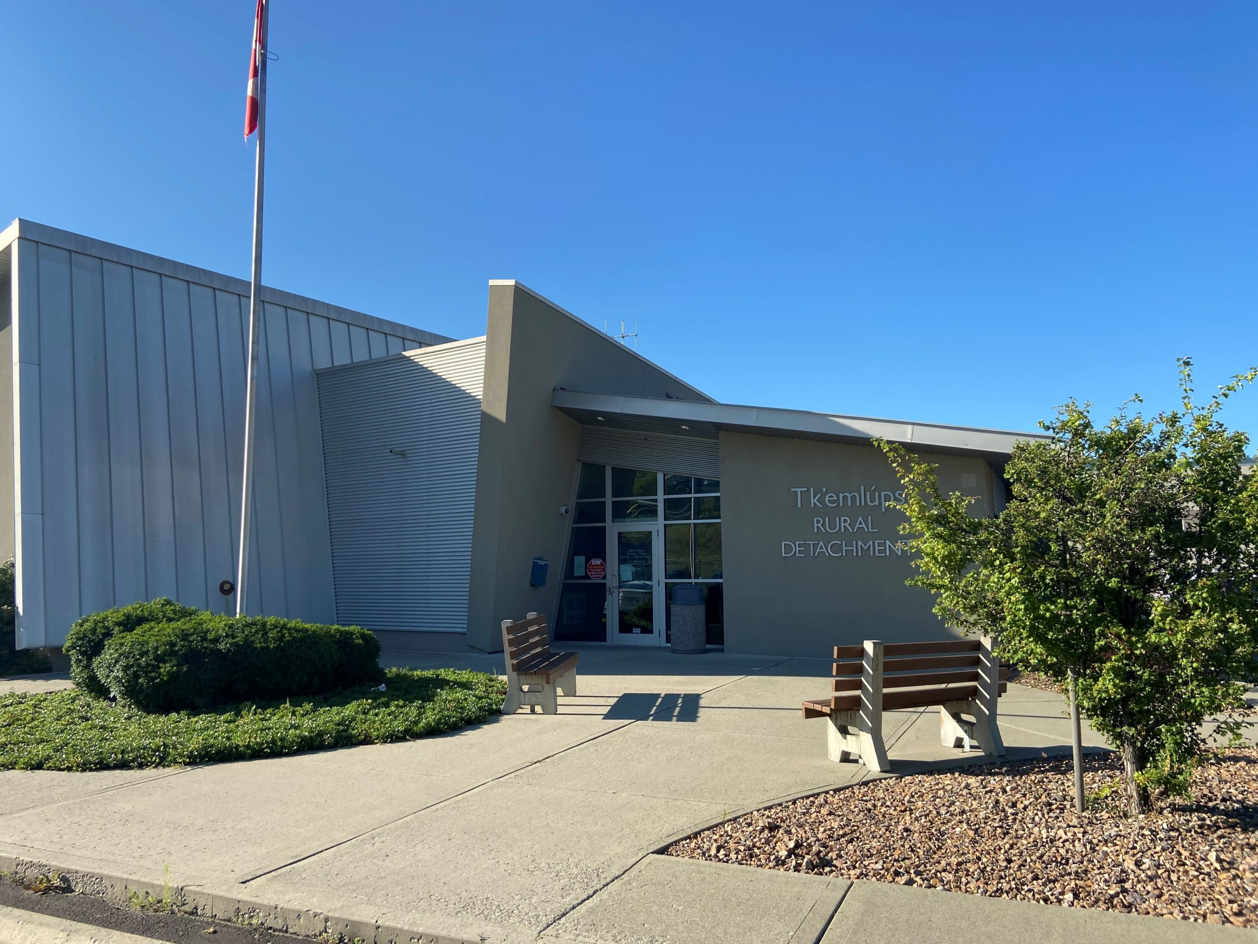 599 Powwow Trail, Kamloops, BC - Income Producing Government Tenanted Building
