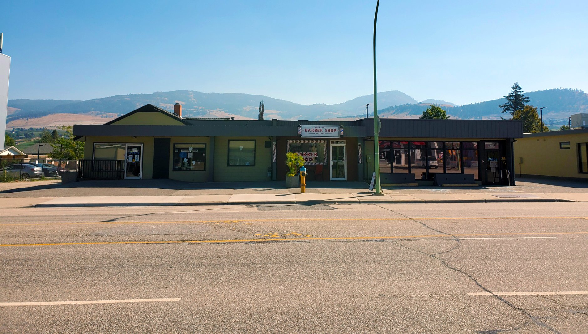 165-179 Rutland Road North, Kelowna, BC - Main Floor Retail/Office Space in Rutland