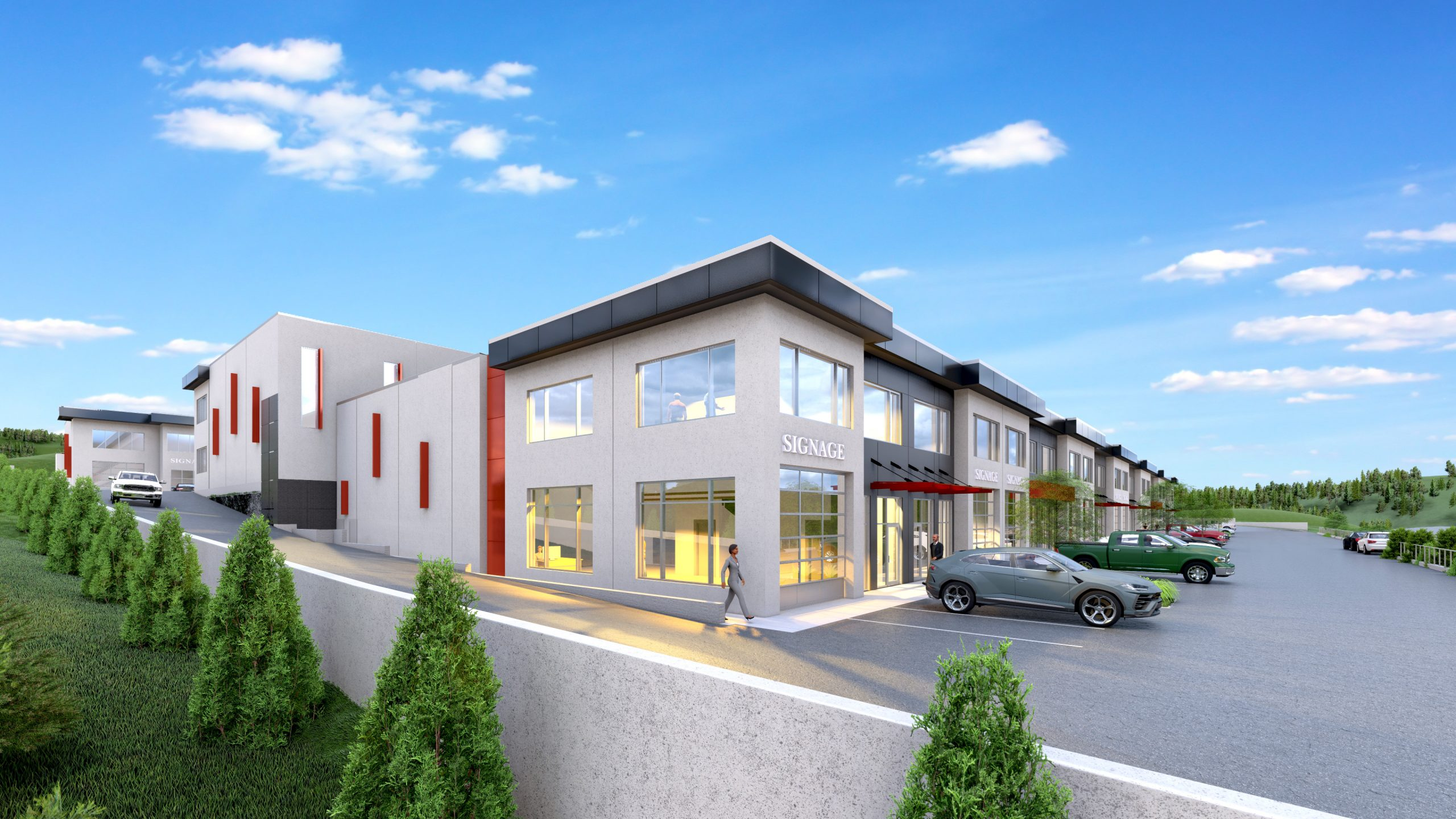 Lot 360-32 Carrington Road, West Kelowna, BC - Carrington Industrial Park