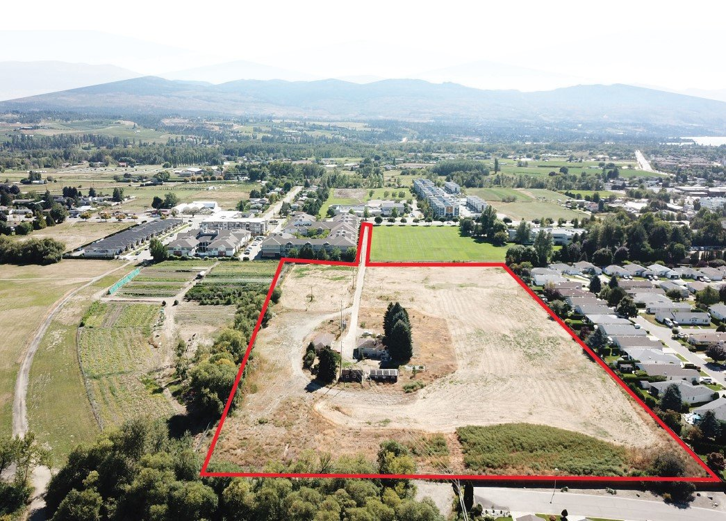 1460 KLO Road, Kelowna, BC - 9+ Acres of Agricultural Land with Single Family Home