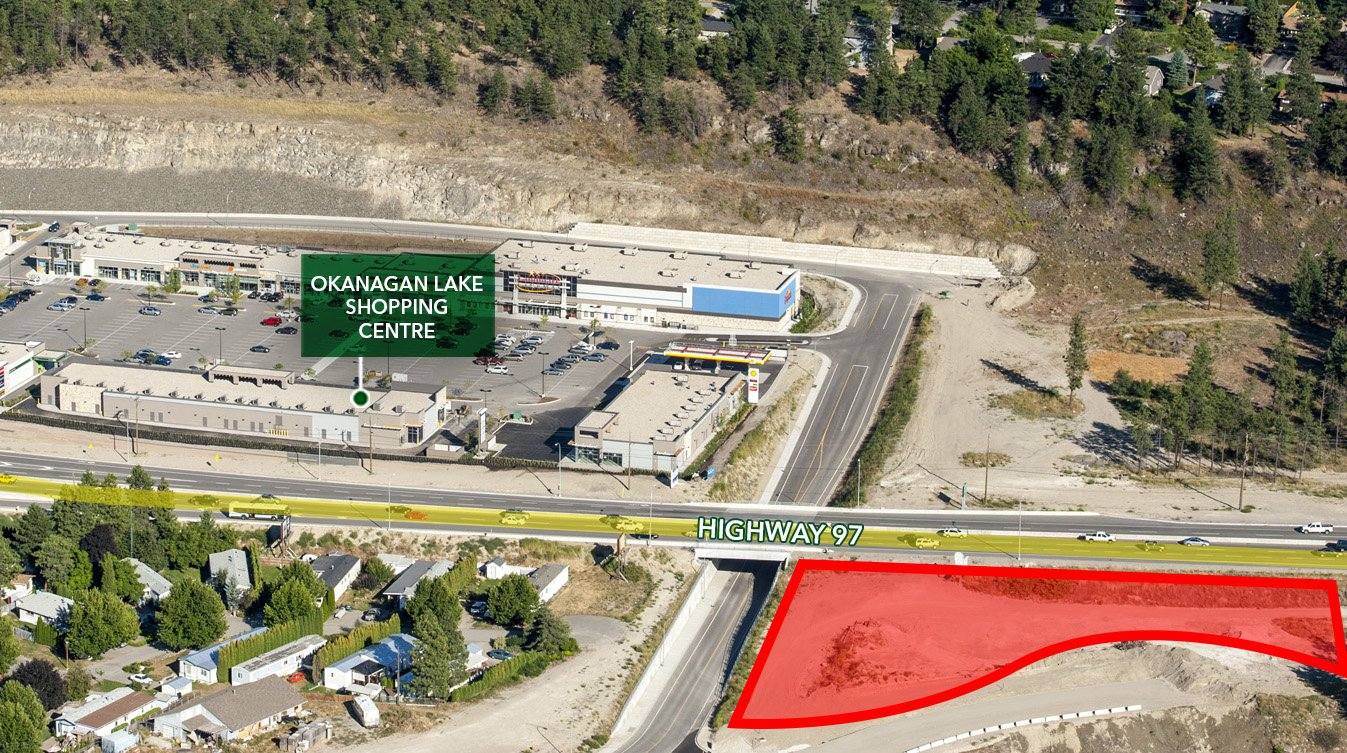 Nancee Way, West Kelowna, BC - Shovel Ready Development Site in West Kelowna