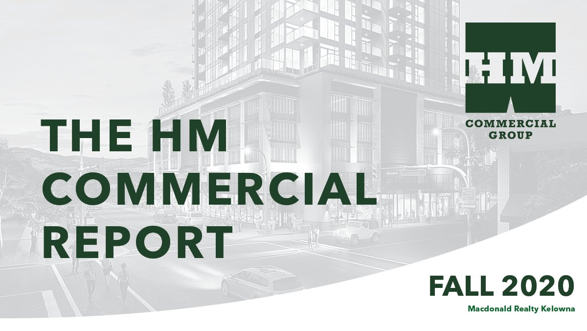 The HM Commercial Market Report - Fall 2020