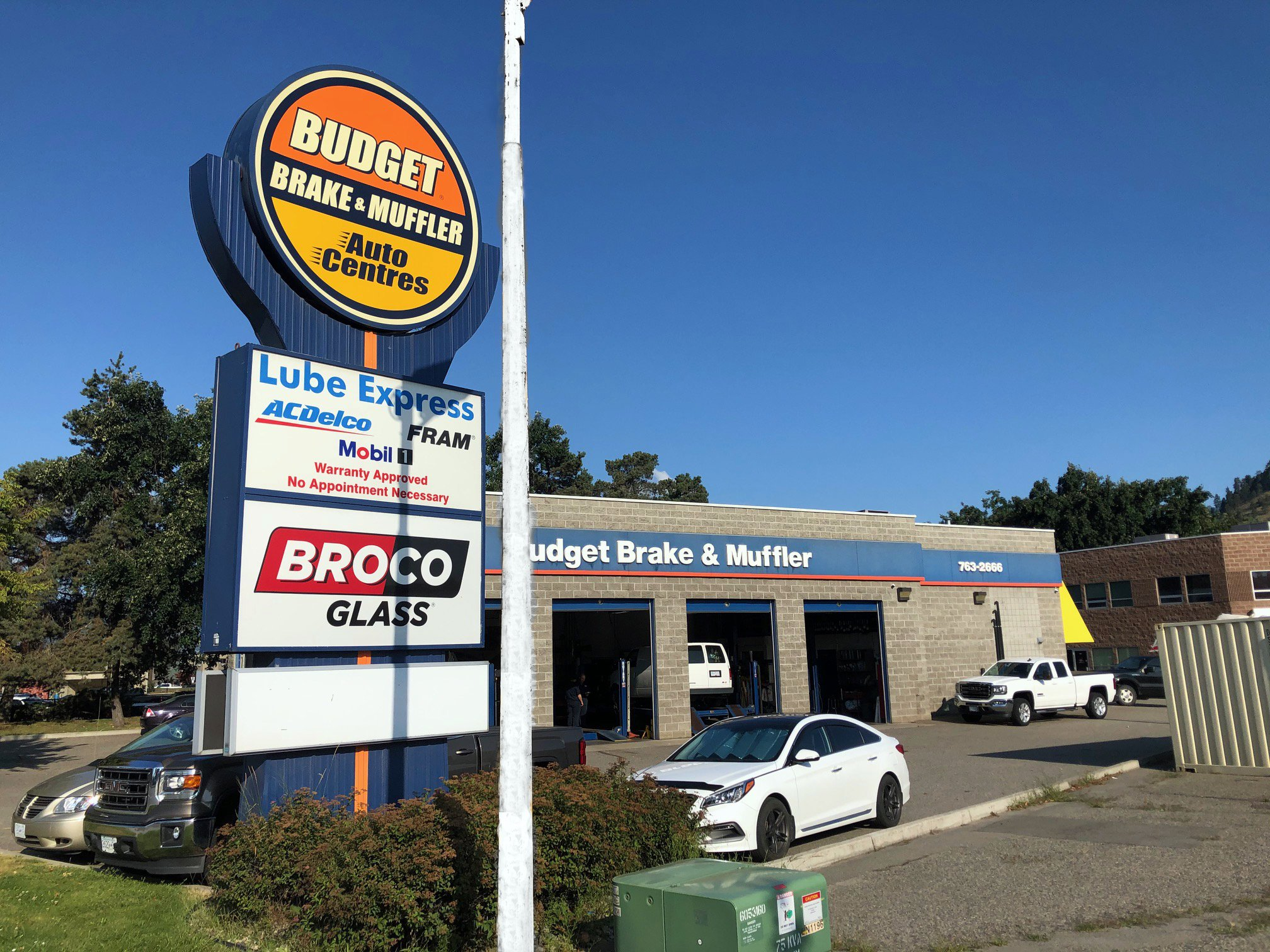 2305-2307 Enterprise Way, Kelowna, BC - Income Producing Industrial Property with Highway Frontage