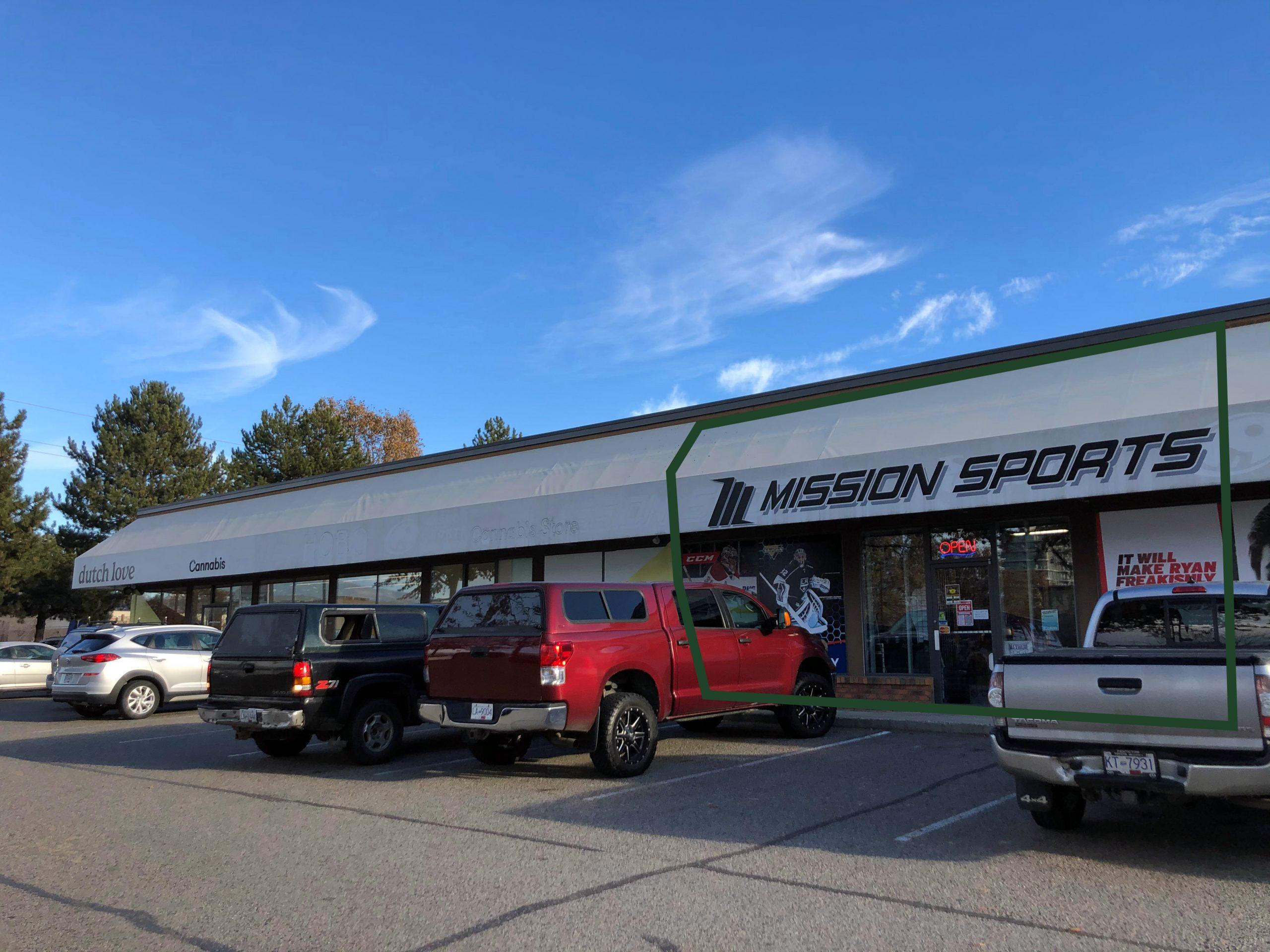 2121 Springfield Road, Kelowna, BC - High Profile Retail Space in Kelowna