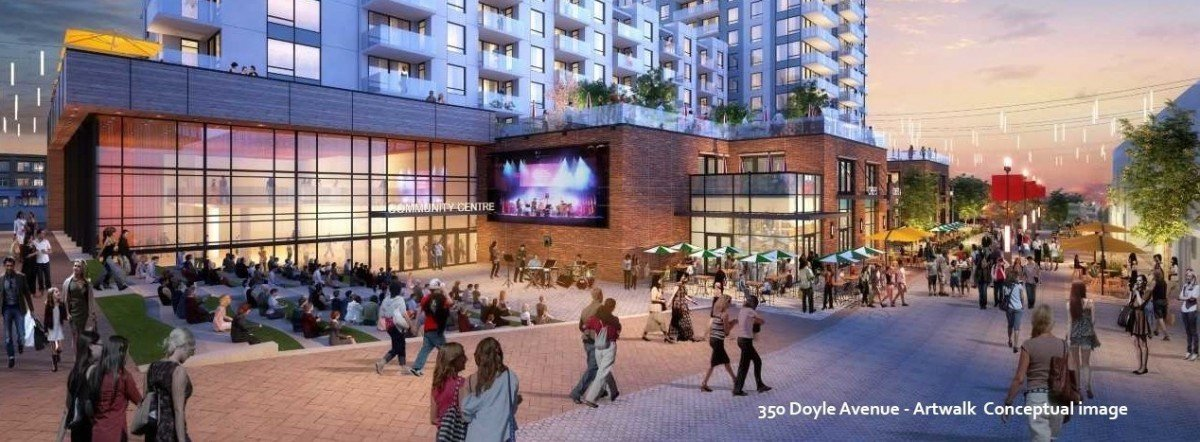 New development will bring community features to cultural core of Downtown Kelowna