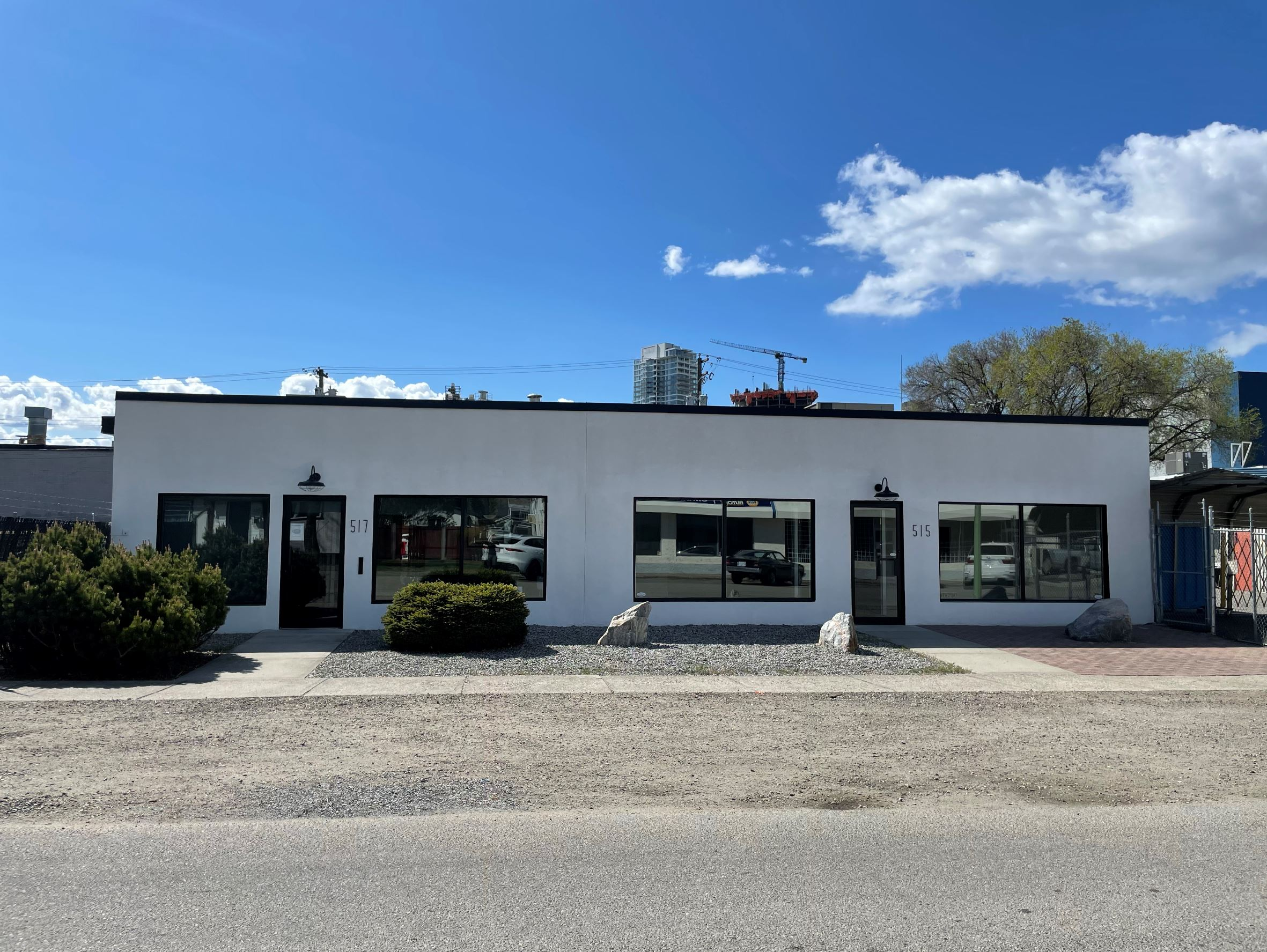 #1-515 Bay Avenue, Kelowna, BC - Small Format Office/Storage Space in Kelowna's North End