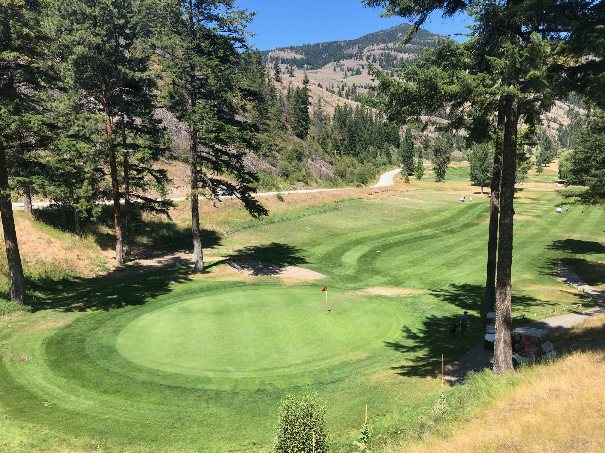 79 Twin Lakes Road, Kaleden, BC - Joint Venture Opportunity: Twin Lakes Golf & RV Resort