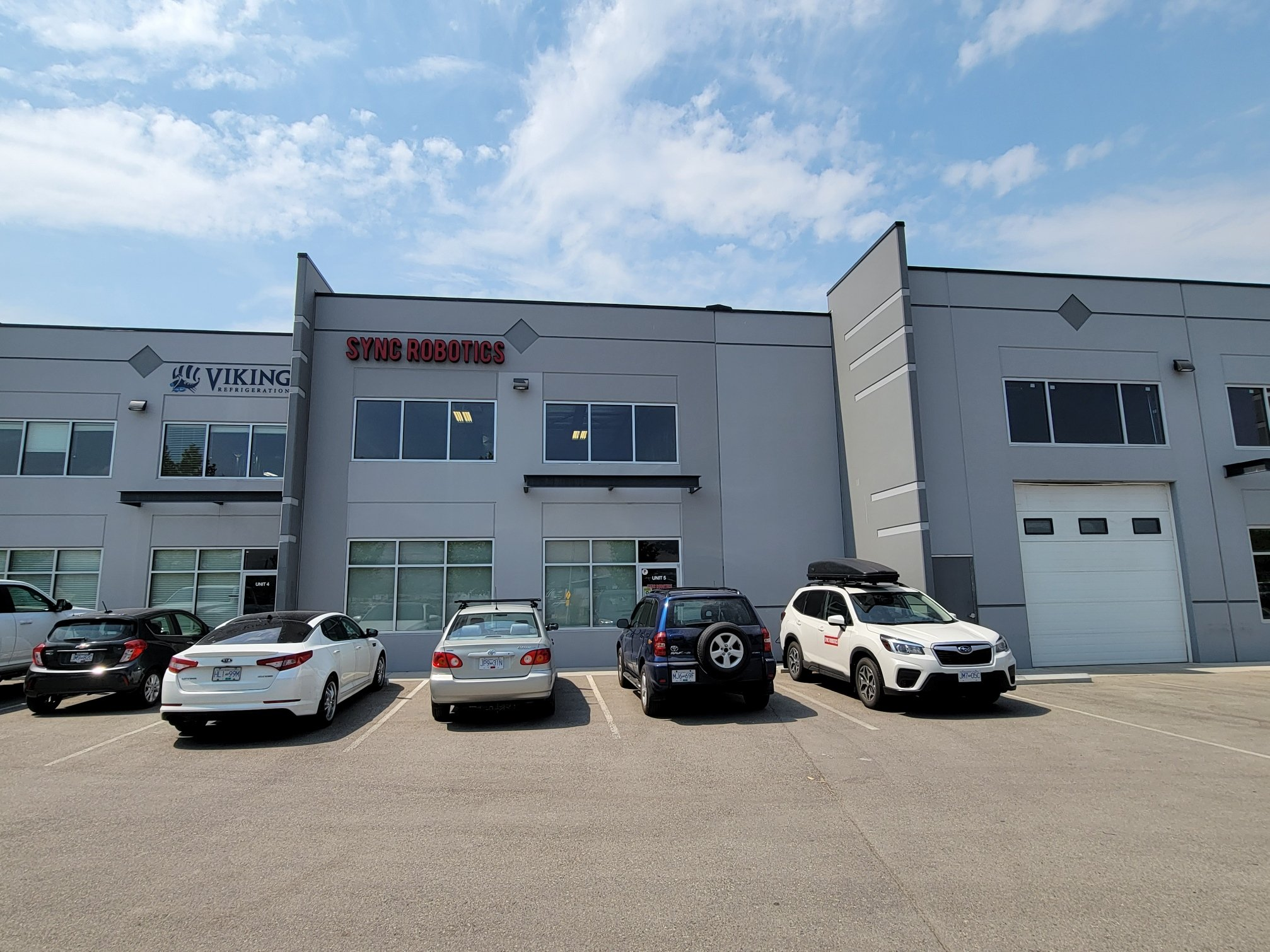 #5 - 3190 Sexsmith Road, Kelowna, BC - Central Industrial Space for Lease