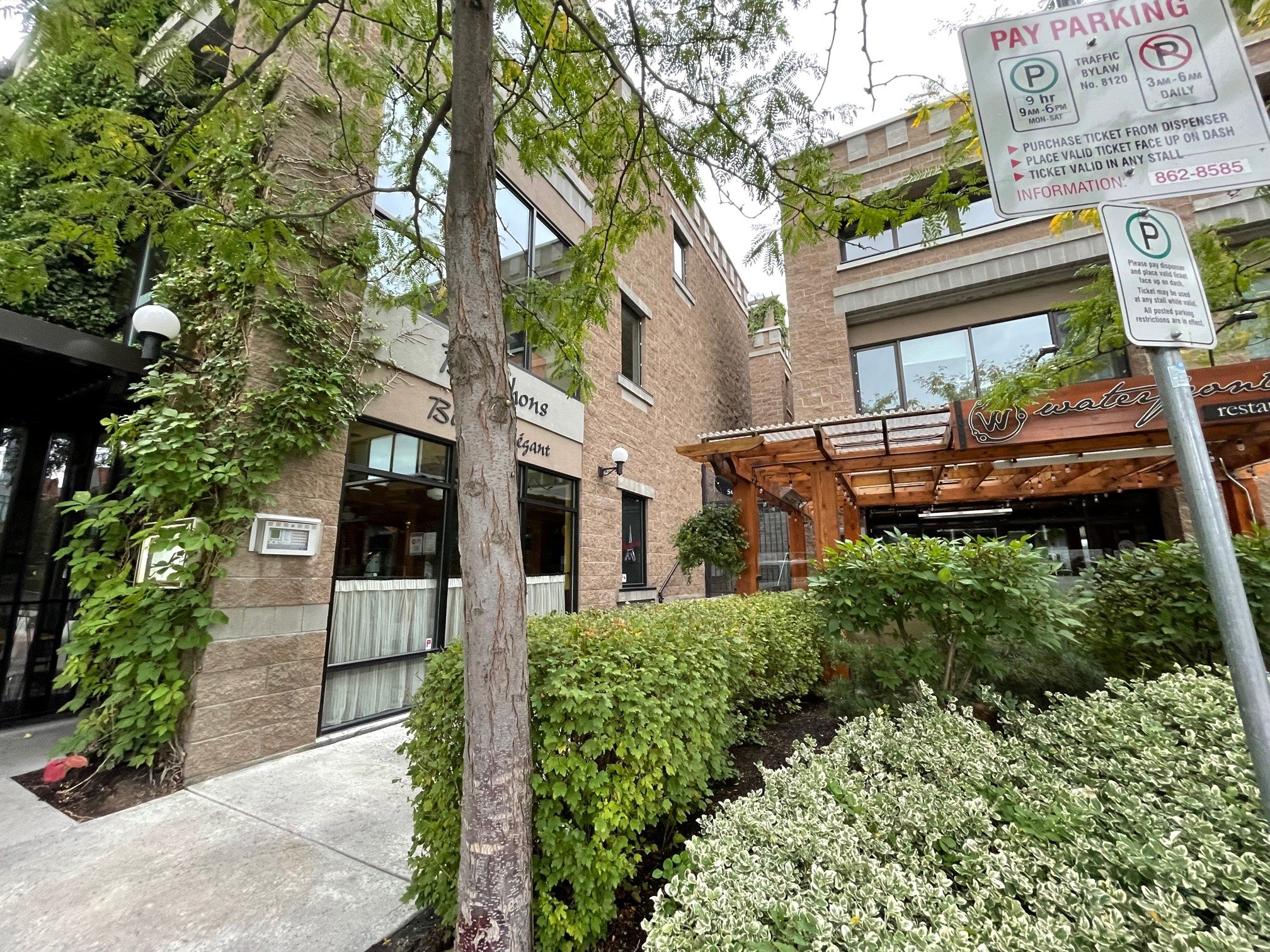 #206-1180 Sunset Drive, Kelowna, BC - Second Floor Office Space in Kelowna