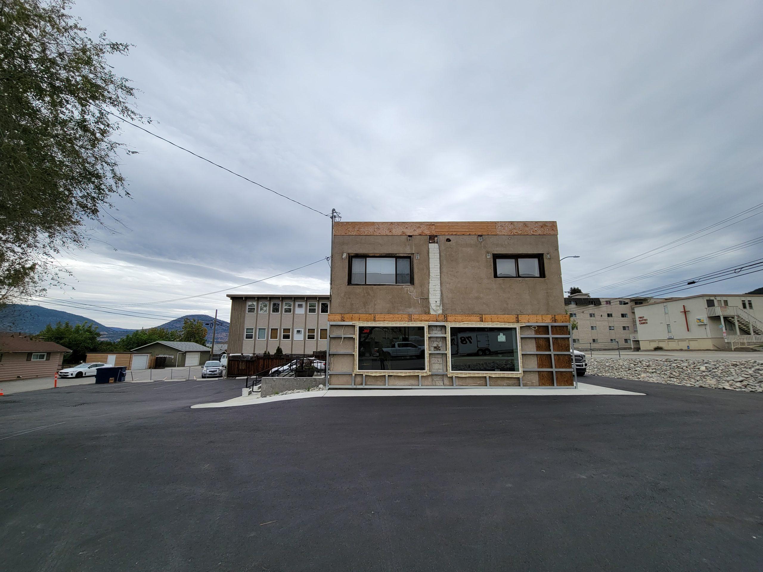 595 Carmi Avenue, Penticton, BC - Corner Redevelopment Site w/ Opportunity for Holding Income