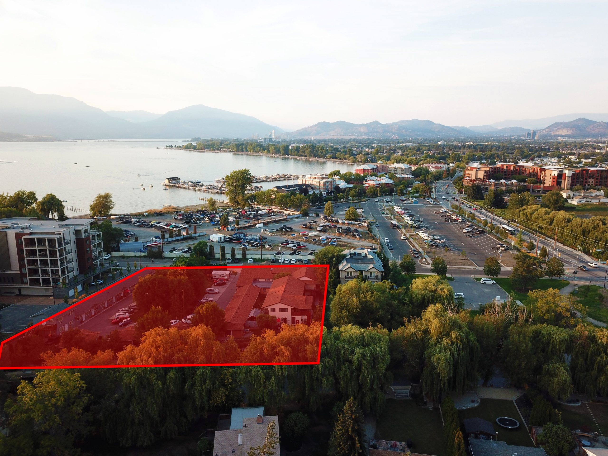549 Truswell Road, Kelowna, BC - Lower Mission Redevelopment Site with Holding Income