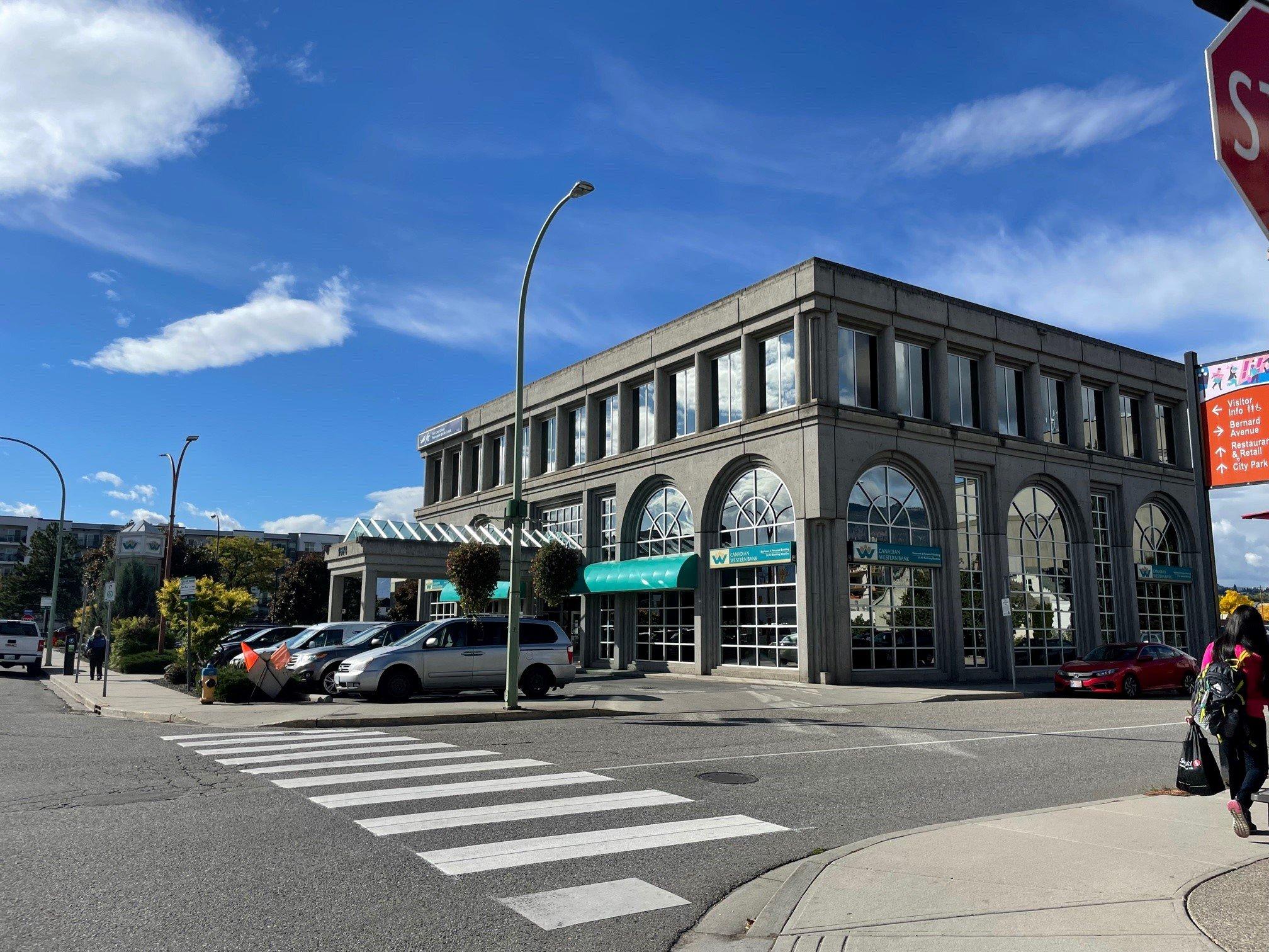 #201-1674 Bertram Street, Kelowna, BC - Downtown Kelowna Professional Space
