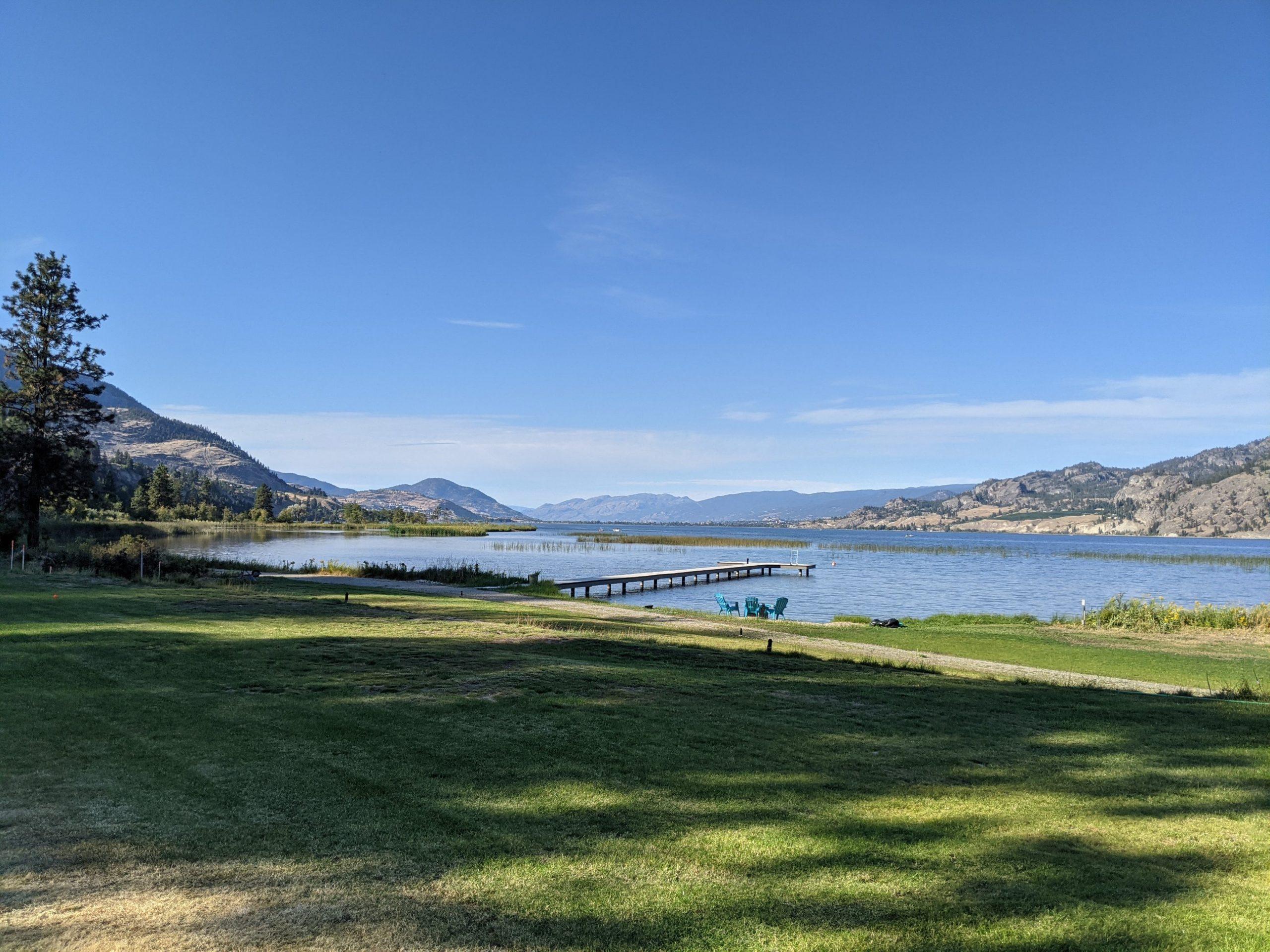 281 Alder Avenue, Kaleden, BC - Lakefront Land in Kaleden
